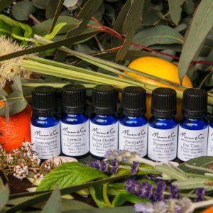 7 Essential Oils