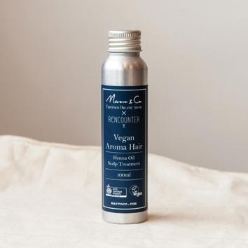 Henna Oil Scalp Treatment