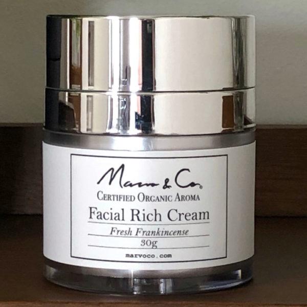 facial rich cream