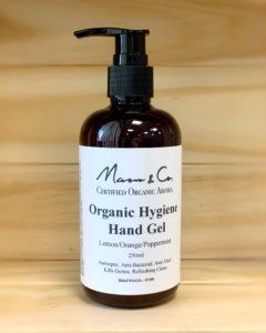Organic Hygiene Hand Gel