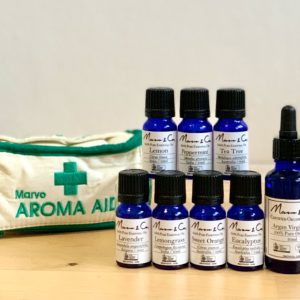7 essential oils set