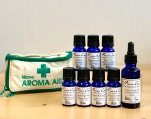 Aromatherapy Advance Set