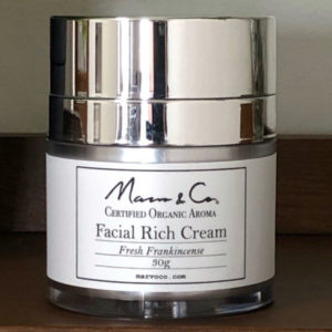 Facial Rich Cream Fresh Frankincense