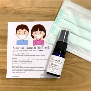 """Protect"" Antiviral Essential Oil Blend"
