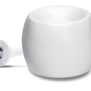 Essential Oil Vaporiser White