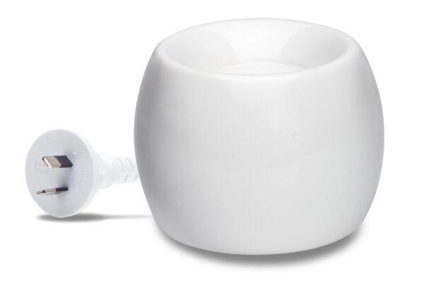 Essential Oil Vaporiser White