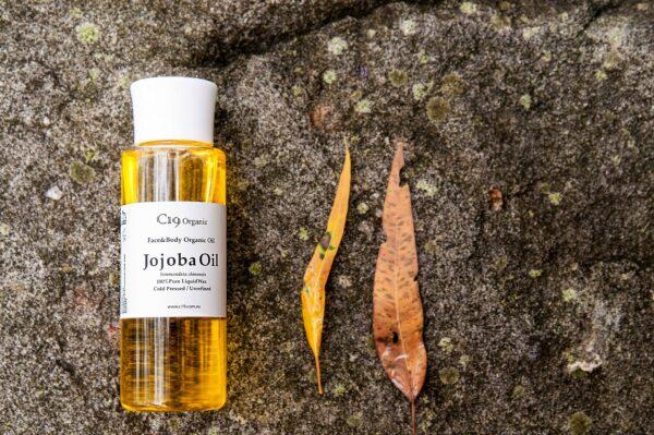 Golden Jojoba Oil 100ml