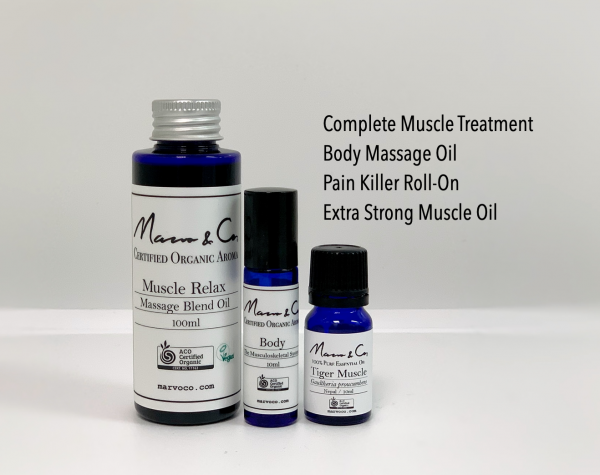 Complete Muscle Treatment